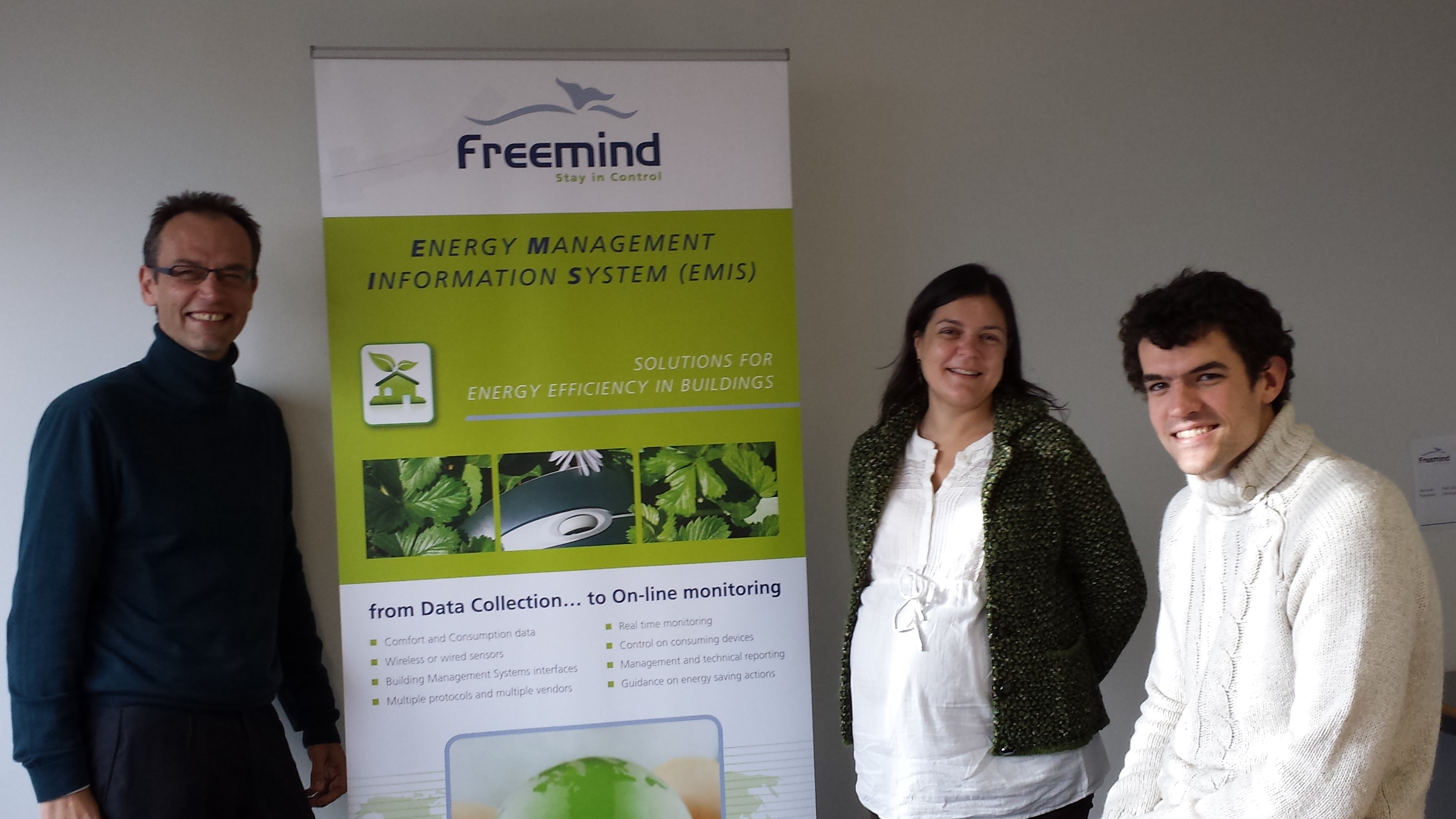 Part of the Freemind team of the project